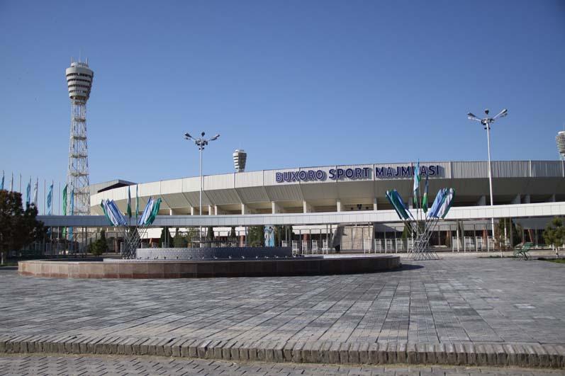Bukhara airport