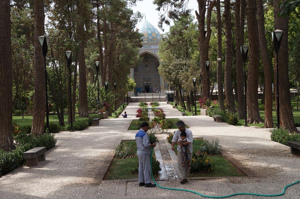Omar Khayyam Shrine