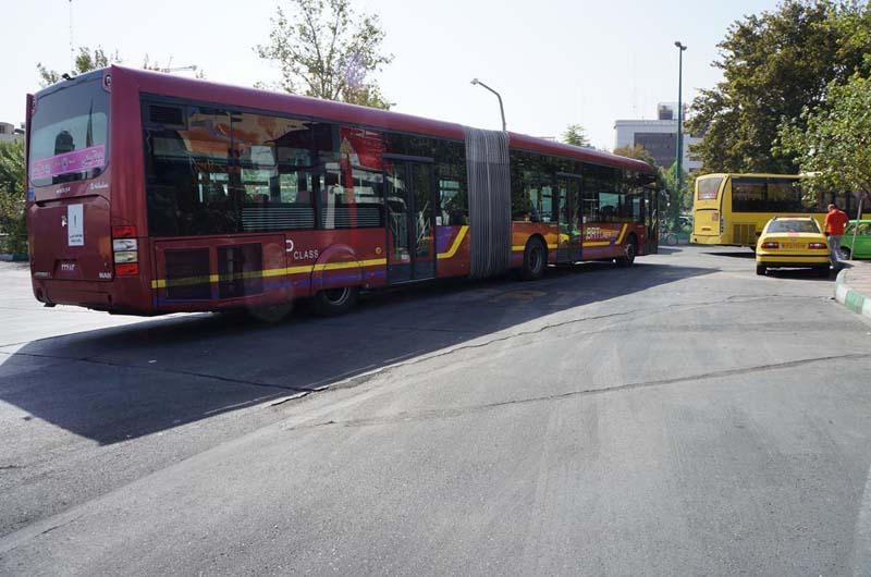 Tehran BRT