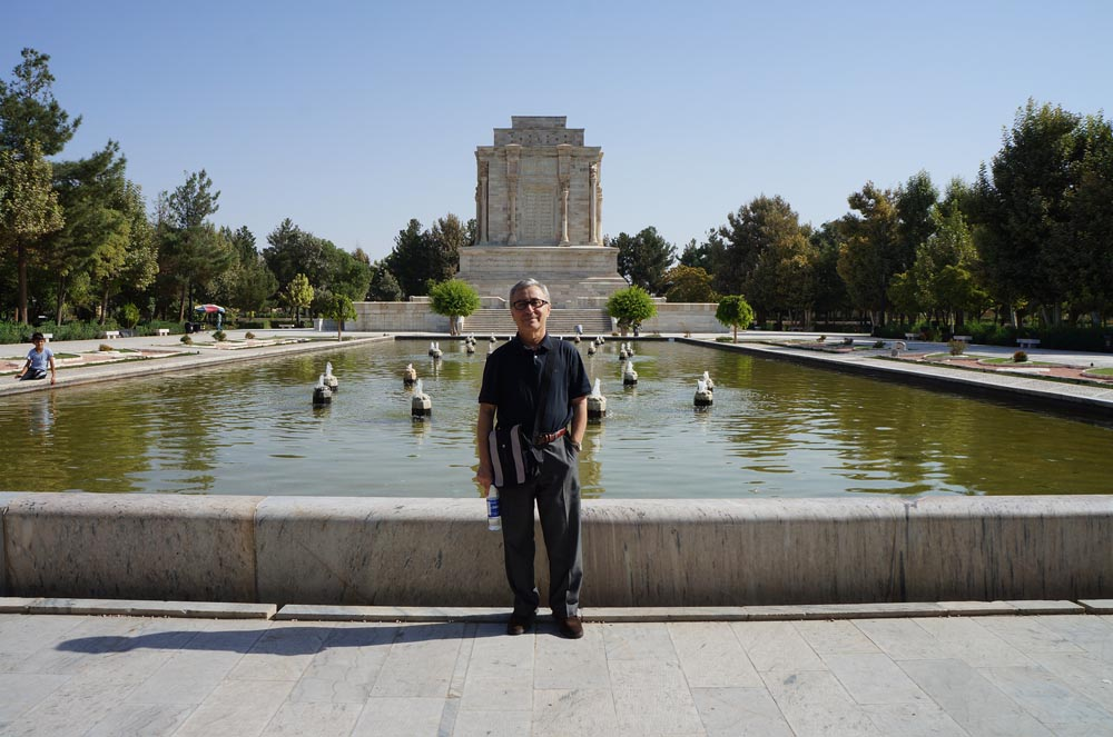 Ferdowsi mausoleum and museum (1)