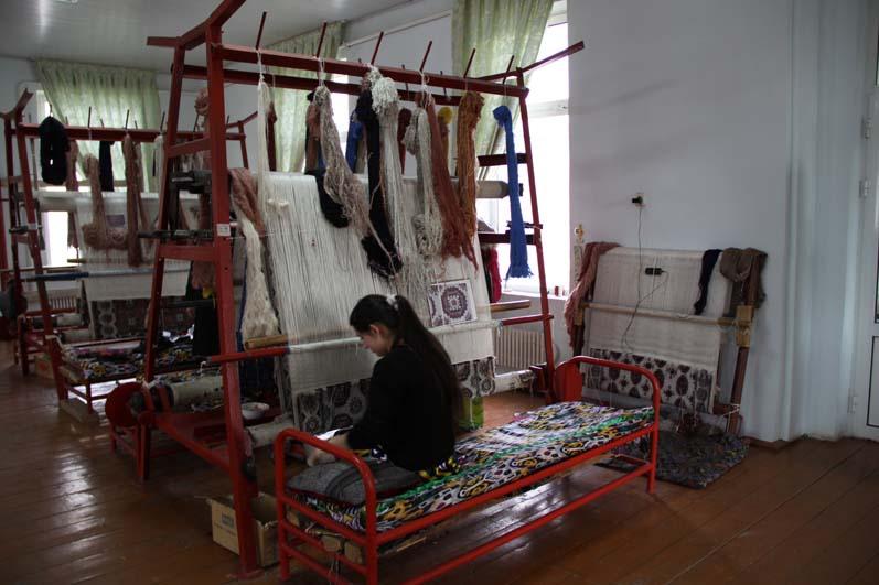 Hudzhum Carpet Factory